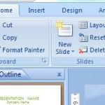 Microsoft PowerPoint Training - Presentations