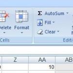 Microsoft Excel Training - Spreadsheets
